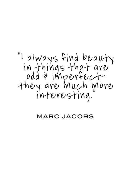 marc jacobs saying